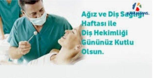 Sağlık, Ağızda Başlar ve Güzel Gülüşler, Sağlıklı Dişlerle Olur.  AğızveDişSağlığı Bilincinin Oluşması, Geliştirilmesi ve Yaygınlaştırılmasına Büyük Bir Özveriyle Katkı Sunan Sağlıklı Gülüşlerin Mimarları Tüm Diş Hekimlerimizin 22Kasım Diş Hekimleri Günü'nü Gönülden Kutluyorum. https://t.co/VvGAdjhuTF