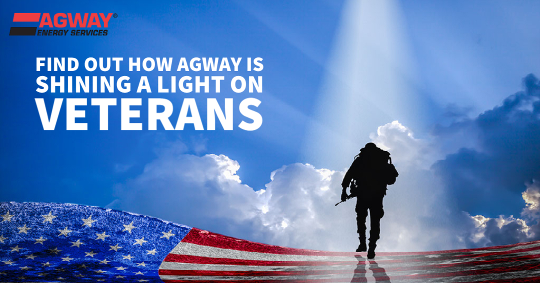 Our Veteran's program is coming to an end. But there is still time for Agway customers to get their free LED lightbulbs. Learn how here:    #Veterans #promotion #energyefficiency #VeteransDay #VeteransDay2020 #Military #ShareYourStory