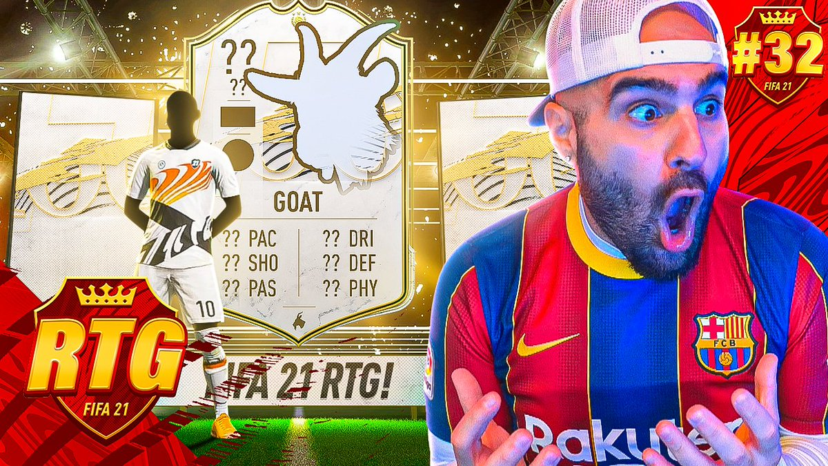 aa9skillz - WE GOT A NEW ICON!! FIFA 21 RTG #32  via @YouTube