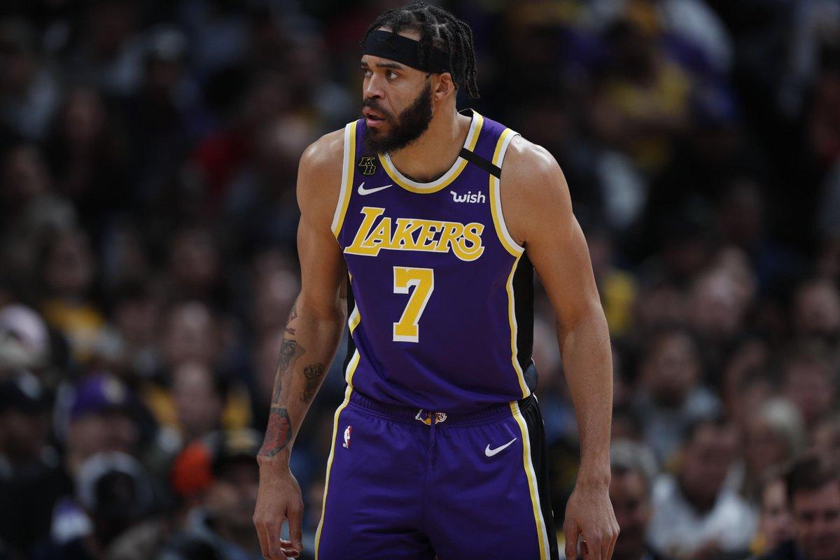 Traspaso entre @Lakers y @cavs para liberar espacio salarial  #LakeShow recibe: Jordan Bell, Alfonzo McKinnie  #BeTheFight recibe: JaVale McGee, futura segunda ronda https://t.co/Hd9UDWDyRf