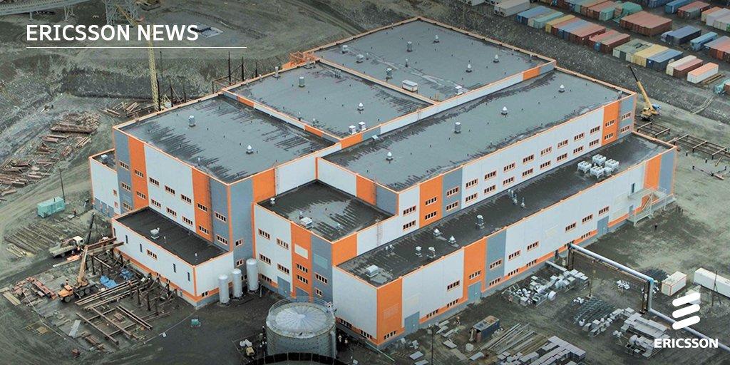 МТС и Ericsson построят первую в России выделенную коммерческую 5G-ready сеть. Ее развернут на золоторудном месторождении Нежданинское в Республике Саха. Подробнее: https://t.co/dP1pV8krwz https://t.co/TpN1jPSHrM