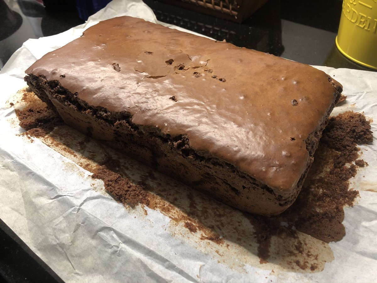 """The etymology of the word """"Brownie"""" implies that there exists a larger, heftier being called """"A Brown"""". Yesterday, I have baked such an entity."""