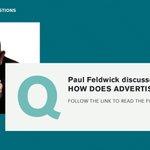 "Image for the Tweet beginning: ""Advertising may influence behaviour through"