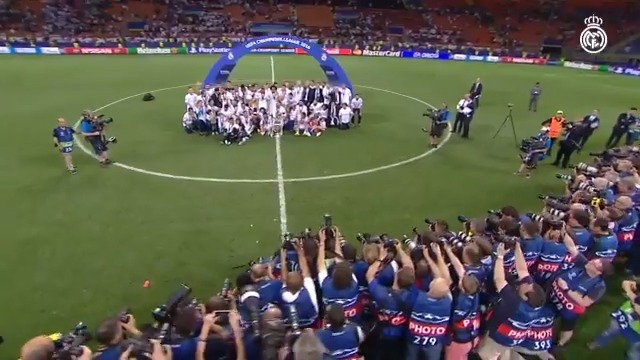 🔙🤩 今週水曜、レアル・マドリードはウンデシマ(11度目の欧州制覇)を達成したスタジアムを再びを訪れることになります! 🏟️ サン・シーロ 🆚 @Inter_jp #RMUCL | #RealFootball