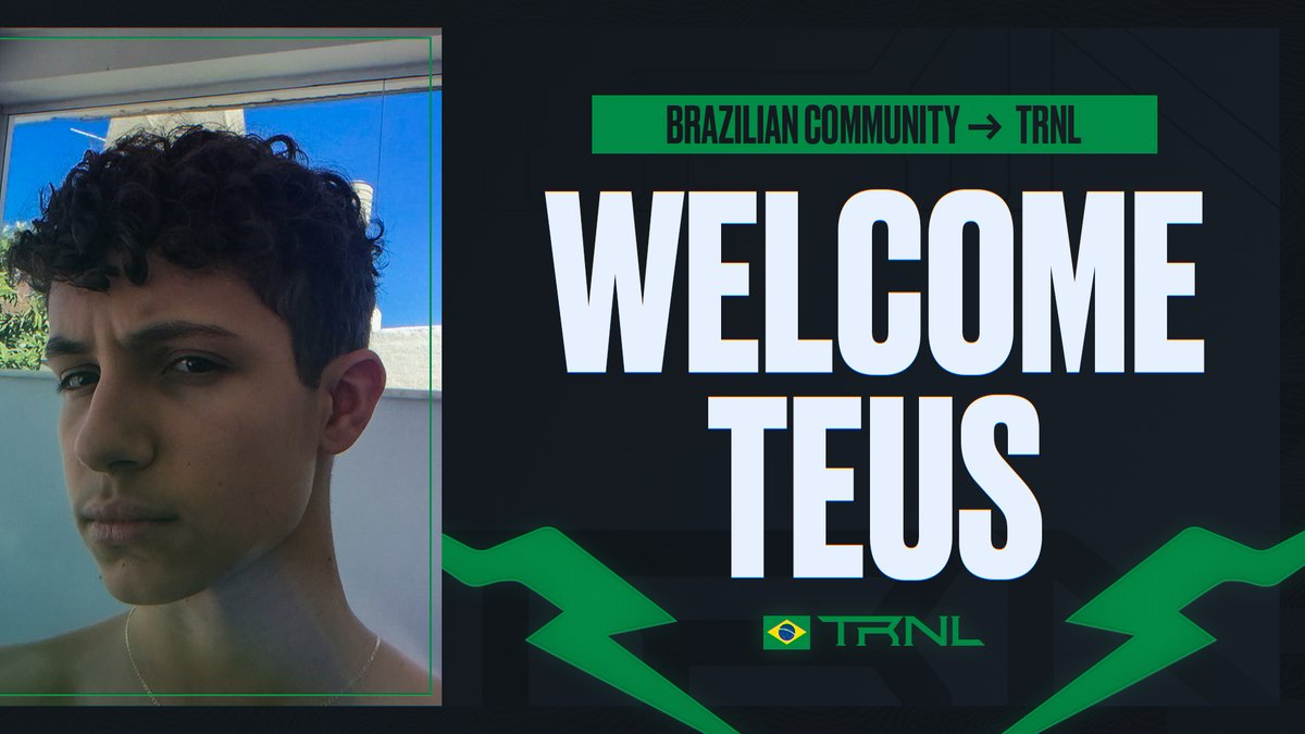 Welcome @teusftn to TRNL as an Editor from the Brazilian Community 🇧🇷 #TRNLBRA