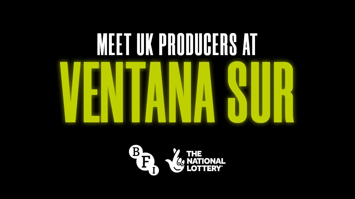Going to @VentanaSur?   Meet the delegation of UK producers attending the 2020  digital market  #BFIIndustry
