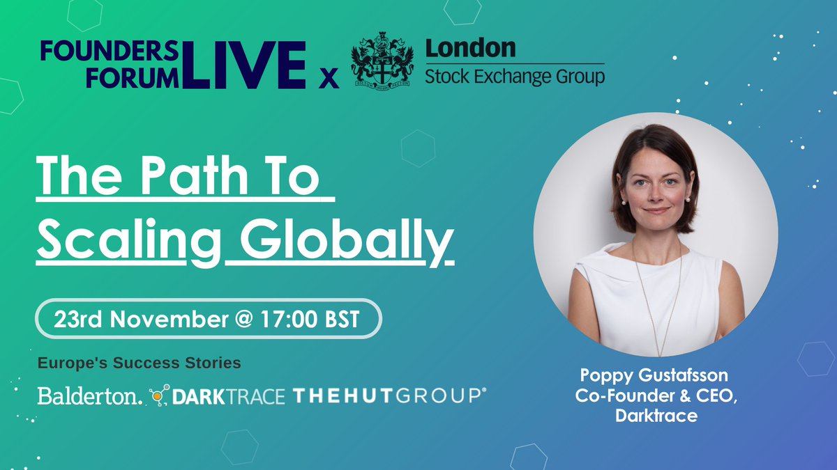 We're pretty close to being oversubscribed! Luckily, you can still catch the full debate on going public at home vs abroad via #LinkedInLive.   Follow our page to get notified when we go live!   👇(click) to join live stream @ 5pm  https://t.co/upWBVgQ9Q2  #FFLive