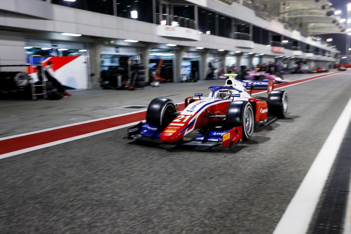 Дождались! Гоночная неделя в Формуле 2! 🥳 — Finally! It's @FIA_F2 race week! 🥳  📸: LAT Images  #SMPRacing #Formula2 #F2 #RoadToF1 https://t.co/KZRRzn7l5S