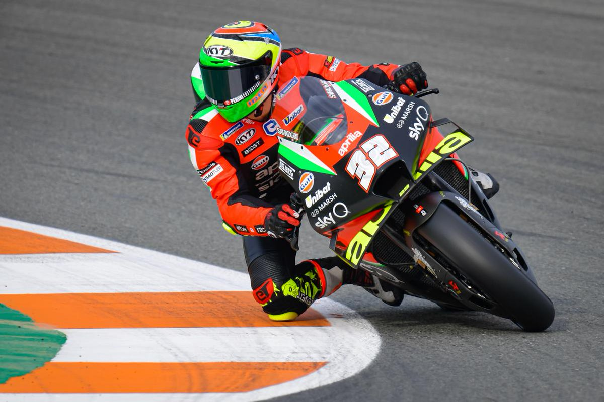 Lorenzo Savadori named as Aprilia rider in provisional entry list for 2021. It carries the rider numbers of rookies Luca Marini, Enea Bastianini and Jorge Martin too - full list of all three classes included: https://t.co/c2GdUnPlNd #MotoGP #Moto2 #Moto3   @MsportXtra https://t.co/dpgRtwiGq2