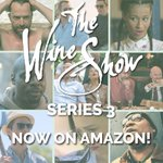 Image for the Tweet beginning: The Wine Show Series 3