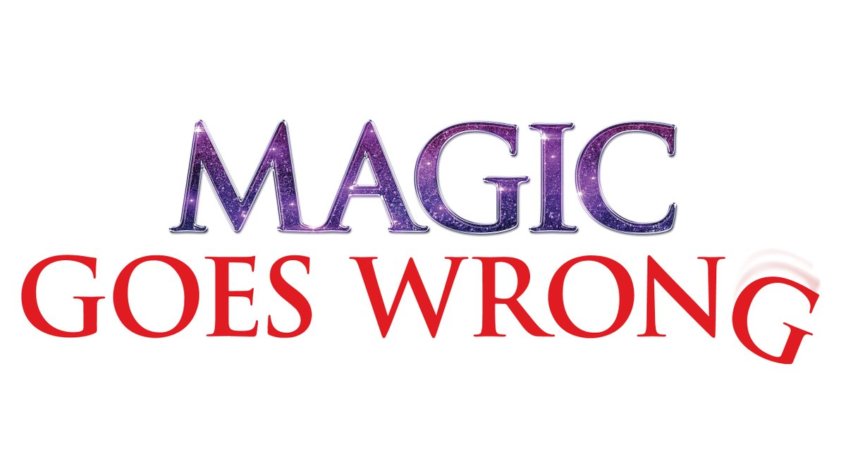 Magic Goes Wrong's return to the West End has been postponed. All affected customers are being contacted.   BUT Sophisticato has waved his magic wand and Magic Goes Wrong WILL reappear at the Vaudeville Theatre from October 2021 ✨🎩 Tickets on sale now: