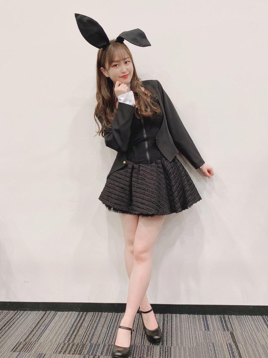 【Blog更新】 きそ、バニーガール!新沼希空: やっほ〜…  #tsubaki_factory #つばきファクトリー #ハロプロ