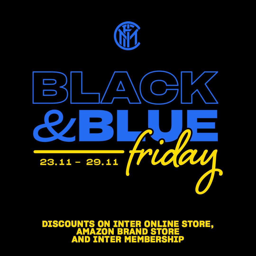 ⚫🔵 | BLACK&BLUE  Llega el Black&Blue Friday: ¡Descubre todas las ofertas! 🛒  👉