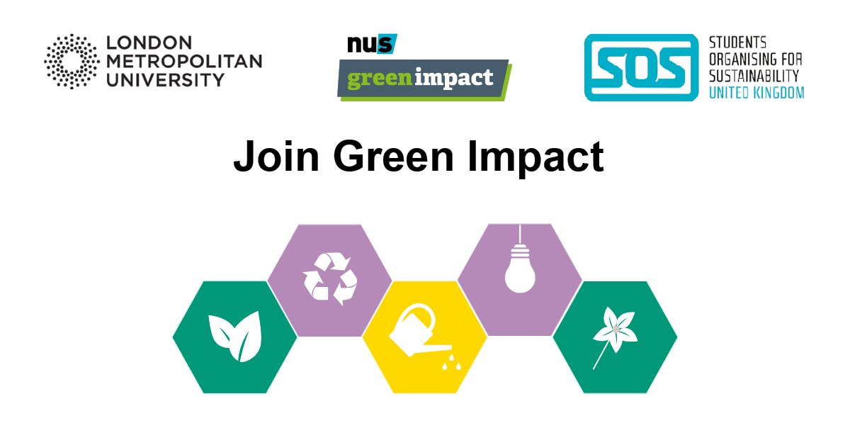 Join Green Impact -a programme designed to support staff to embed environmentally and socially sustainable practices whether you are working at home, in an office or in a lab!  👉Register staff team - https://t.co/sUYUBKYxAm 👉Read about the programme - https://t.co/3p8Qhj5LiF https://t.co/jA8Kyk7lPK