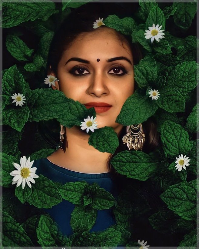 #natureisalwaysbeautiful & #Keerthy also 😉🙂 @KeerthyOfficial #keerthi #keerthians #KeerthySuresh #keerthiSuresh #keerthysuresh4us #keerthysuresh_next_level #greenindiachallenge #GreenIndia #photooftheday #happy #picoftheday #nature #beautiful #Smile #beauty #Trending #girl