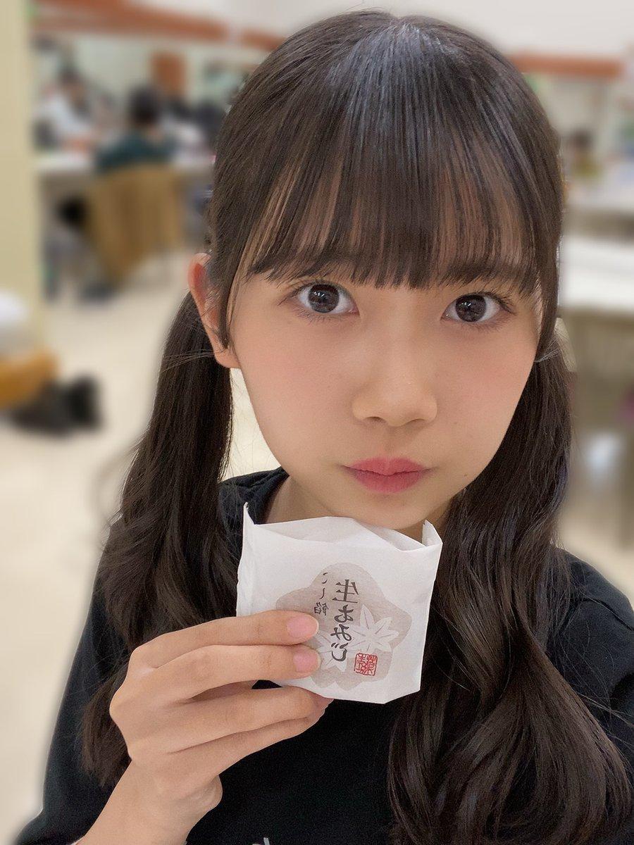 【15期 Blog】 気に入った物はしばらく食べる派 岡村ほまれ:…  #morningmusume20 #ハロプロ