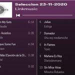 Image for the Tweet beginning: Nueva #PlaylistSpotify de #Linkmusic con:  @papawanda