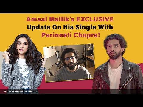 #AmaalMallik talks exclusively to our reporter Prerna Verma about his upcoming single with #ParineetiChopra, making over 20 songs during the lockdown and composing for the #SainaNehwal biopic.