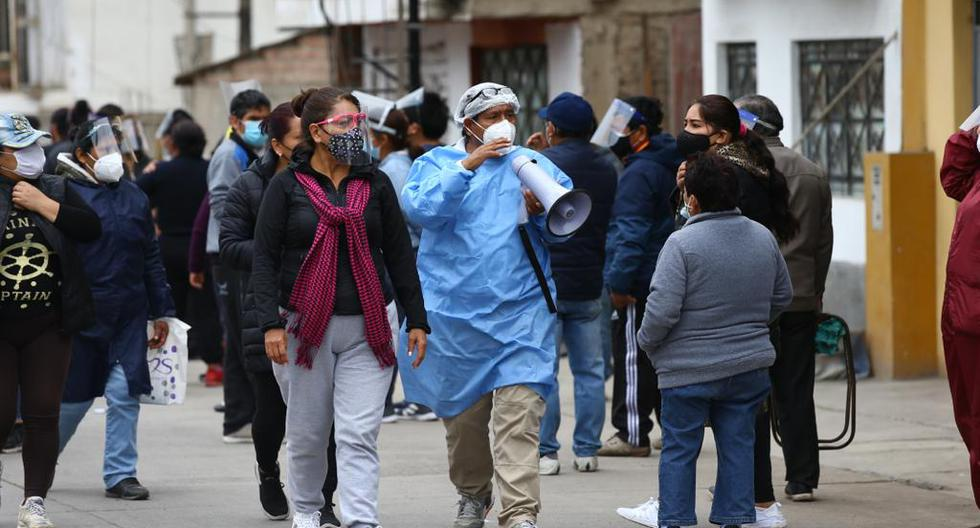 Salud:  COVID-19 en Perú: Minsa reporta 1.589 contagios más y el número acumulado llega a 949.670 - El Comercio Perú https://t.co/Hd6SagZDgD #CoronavirusPerú #COVID19 #Minsa #Coronavirus https://t.co/bHvXF26I9g