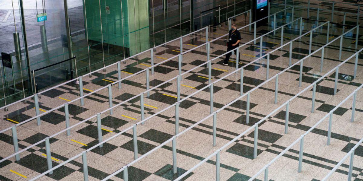 Hong Kong's travel bubble bursts as city enters fourth wave of COVID-19 https://t.co/pJSXxnRZ9m https://t.co/tTZT6xm88D