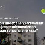 Image for the Tweet beginning: Ehkäpä Suomen ensimmäiset virtuaalimessut #taloyhtiö