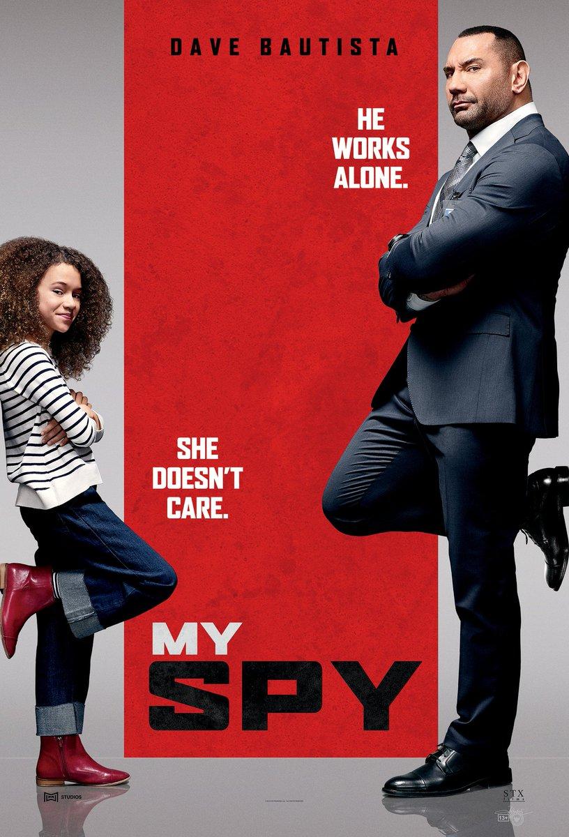 Apa iya mereka bisa bekerja sama dan memecahkan kasus yang sulit?  Uyeayy temukan jawabannya di film MY SPY tayang mulai Rabu, 25 November 2020 hanya di Cinema XXI 😎  Mention temanmu biar gak ketinggalan infonya 👇  #ComingSoonXXI