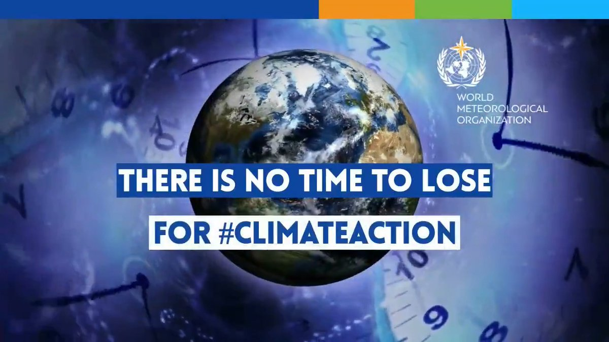 Greenhouse gas emissions are expected to fall in 2020 because of the COVID-19 lockdown. But CO2 concentrations topped 410 pmm in 2019, and continue to rise - @WMO  #ClimateDialogues