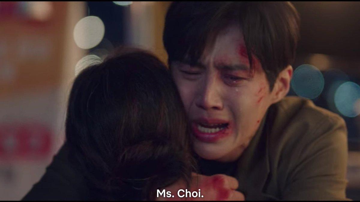Jadi pengen ikutan meluk juga....plz kasih happy ending dong buat Mr. Han 💔 https://t.co/Gmw9INaiGR