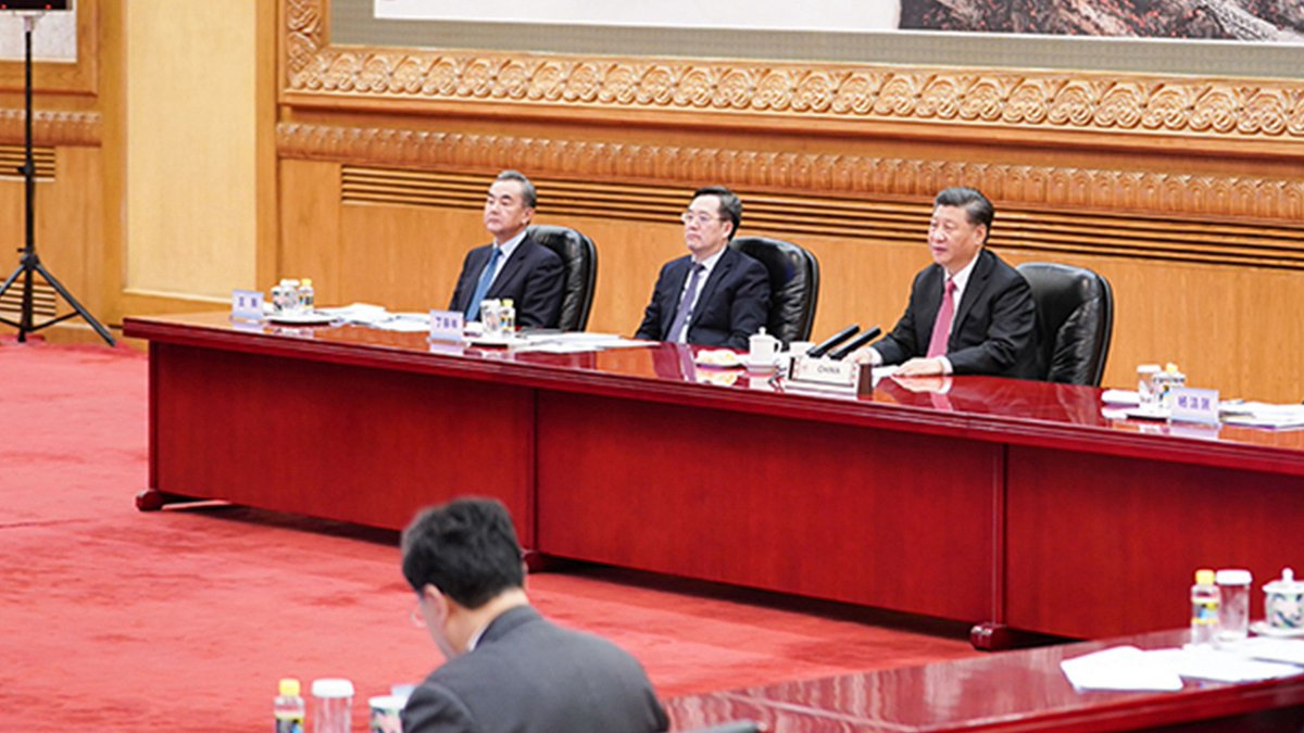 New development paradigm of China, new opportunities for Asia-Pacific region #APEC2020