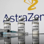 Image for the Tweet beginning: JUST IN: AstraZeneca says its