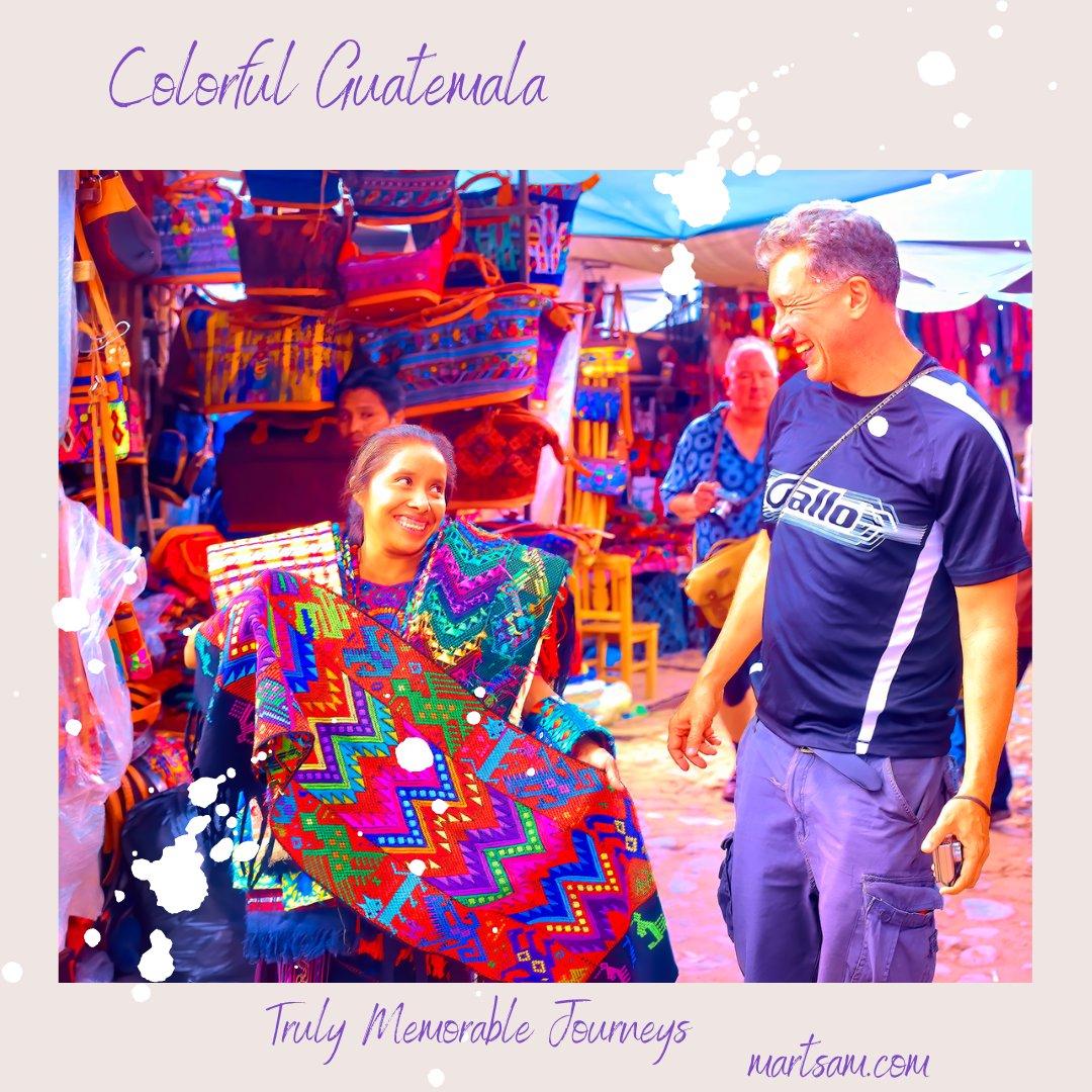 Colorful Guatemala  #WeTravel #WeDiscover #WeExplore #martsamtravel #exploring #travel #explore #adventure #photography #travelphotography #Guatemala #wanderlust #hiking #explorer #travelgram #traveling #instatravel #TravelGuatemala #GuatemalaTourPackages https://t.co/ViDvg7ZVV5