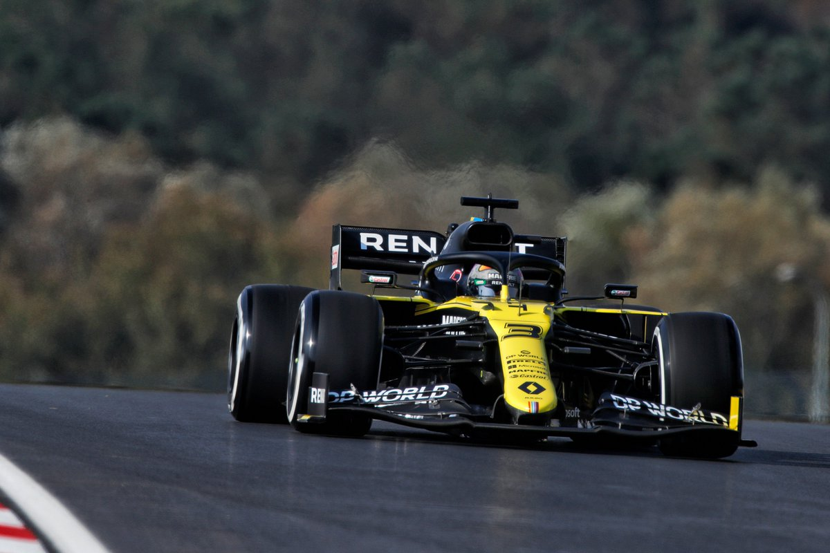 Renault doesn't see 2020 as breakthrough but more as the year where they could learn the car better amid P3 fight.  Marcin Budkowski says team will miss character Daniel Ricciardo:  https://t.co/D79iggN88D #F1 @danielricciardo   @MsportXtra https://t.co/odysnkqTYi