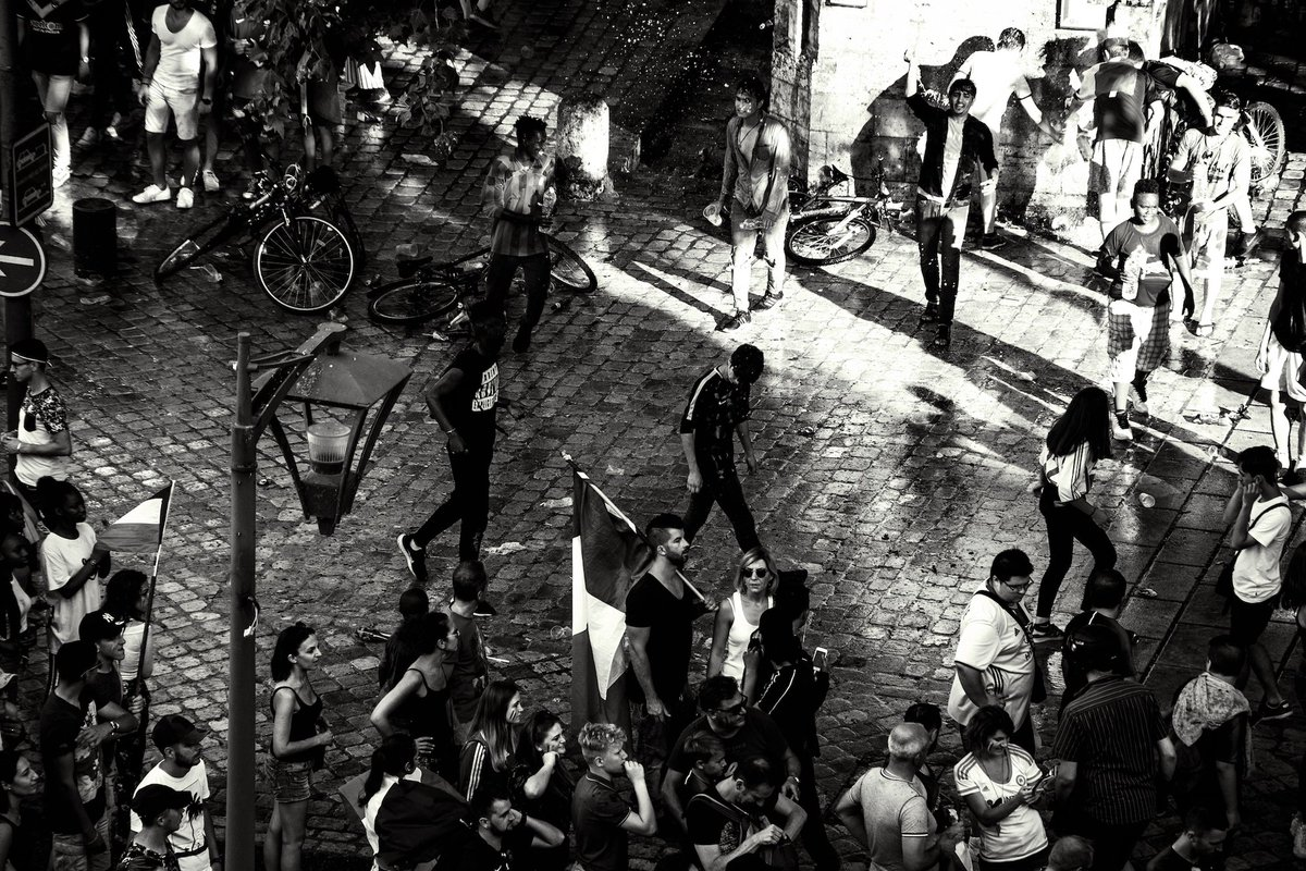 Throwing it back to the days of street parties. #throwback #throwitback