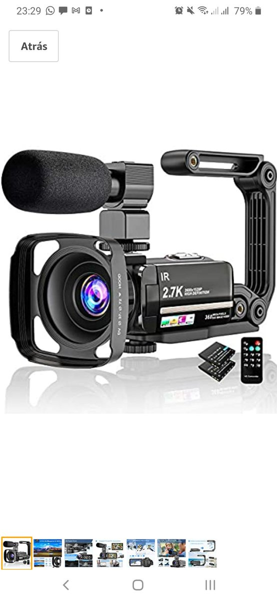 Video camera 🎀🎀🎀 Inbox for more details💬💬🗨 Free only for USA💯💥💯💥 #usa #blog #followback #AMAs #amazon #freeproduct #refund #christmas #BlackFriday #giveaways #followback