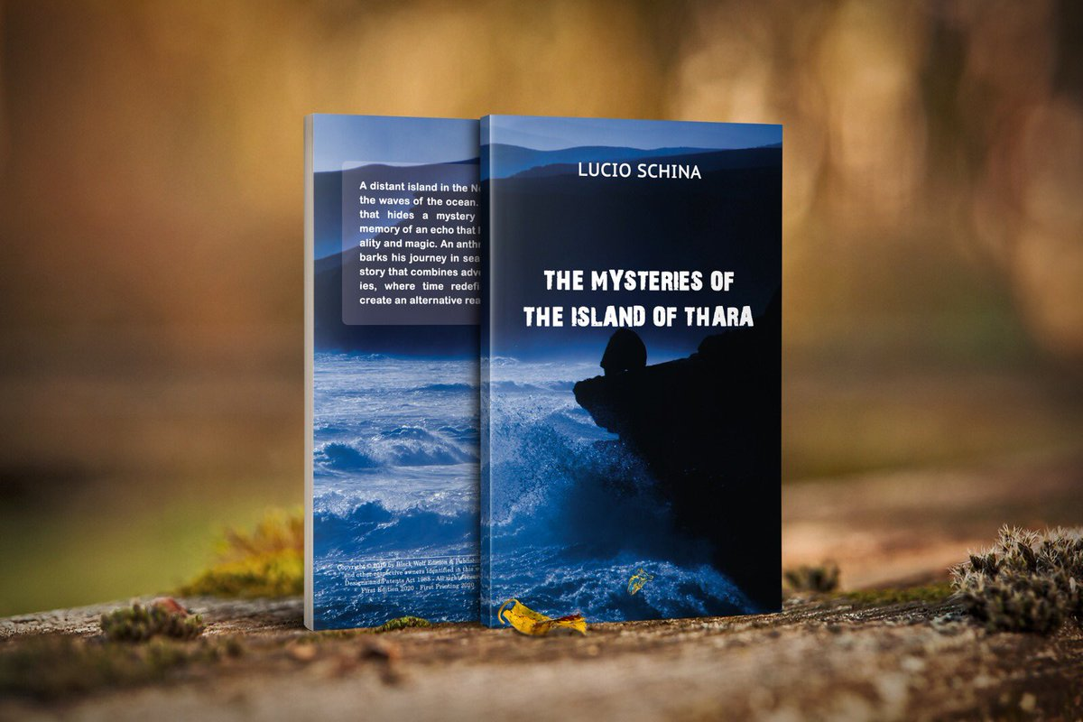 'The mysteries of the island of Thara' by @LucioSchina 🌊 A distant island in the North hidden among the waves of the ocean. An ancient legend that hides a mystery to discover. The memory of an echo that hovers between reality and magic... #mystery #adventure #books #shortnovel https://t.co/31X5gyWGGX