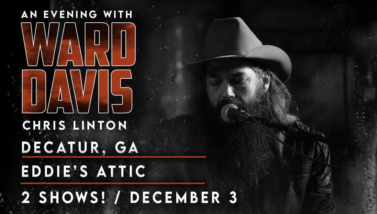 2 shows coming up in #DecaturGA next week! tickets.warddavismusic.com/DecaturGA