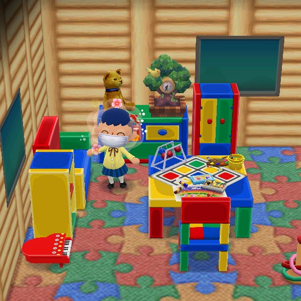 Almost done with my Hip room!  And mentally I am here. #lockdown #AnimalCrossingDesign #aesthetic #AnimalCrossingNewHorizons #AnimalCrossingPocketCamp https://t.co/XGoQSH6BiD