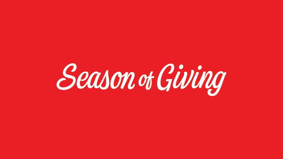 This #SeasonofGiving we will be highlighting the amazing work of community partners who are supporting those in need both domestically and abroad, and outlining ways we can all give back during the holiday season.   #NBACares https://t.co/Yv5R0LRxRd