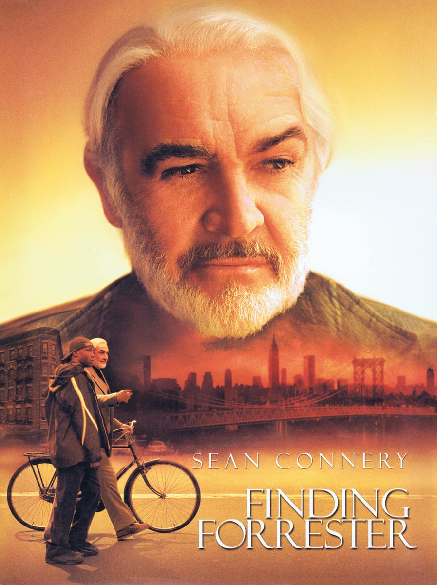 #NBC will develop a tv series based on the 2000 movie #FindingForrester which starred the late #SeanConnery. Director Tim Story & Stephen Curry are among the exe producers on project. (Source: #THR.)