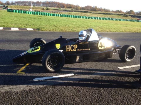 This is a #throwback with my first run in a race car. My #F1600 at Three Sisters #Wigan before my first race @angleseycircuit - I've had some #amazing #opportunities since then. Thank you to all along the way, particularly mum and dad for all the support 👍😀