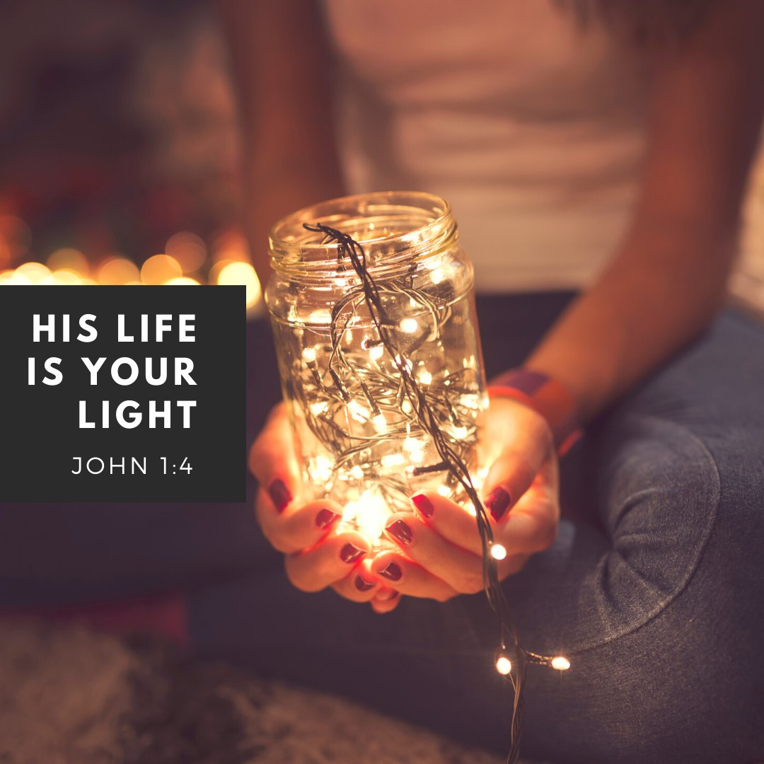 In him was life, and the life was the light of men. John 1:4  Connect with us!  😍🙌🙏🎶 . . . #faith #hope #love #God #Jesus #win #life #food #soul #followback #happy #peace #november #mondaymotivation #mondaymood #light #wisdom #beauty #beautiful #health