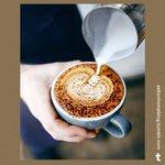 Image for the Tweet beginning: Caffeination destination.