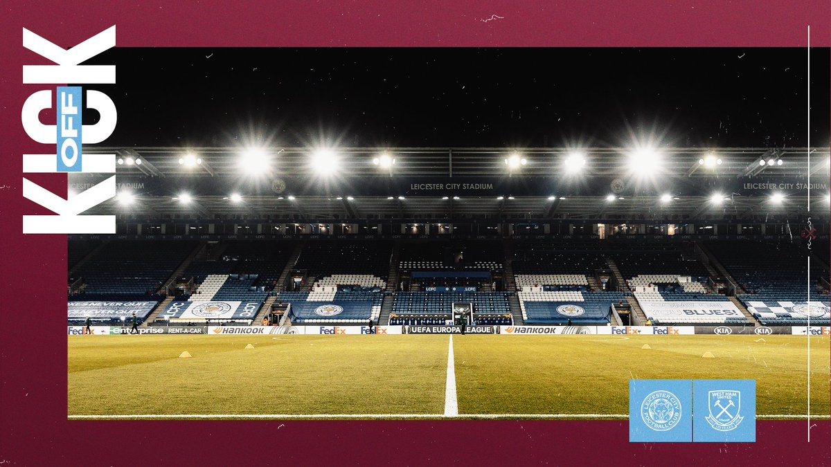 Leicester U23s get us underway at the King Power tonight.  #COYI #PL2