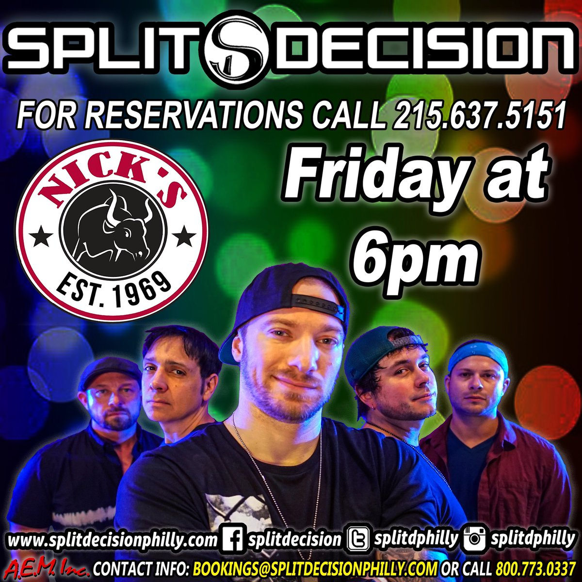 We're back at @NRBWoodhaven this Friday! Call ahead and reserve your spot!