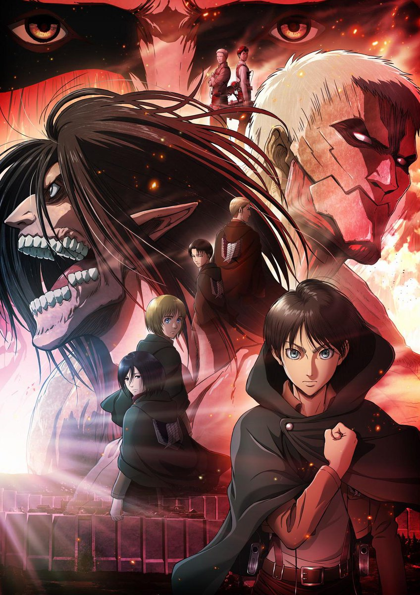 Need a refresher on everything that happened in Seasons 1-3 of Attack on Titan before the Final Season starts in December?  Attack on Titan ~Chronicle~ will be available to stream starting tomorrow at 3pm CT! 🙌  Find out more about the recap movie: