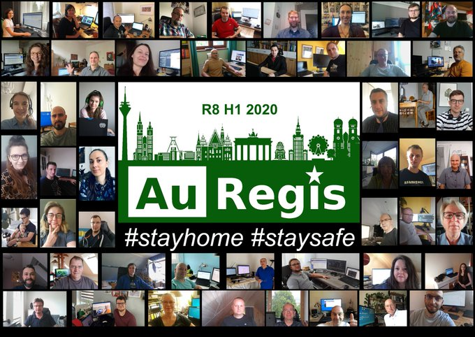 Erfahren Sie mehr über den Entwicklungsverbund #AuRegis und die Arbeit an dem...