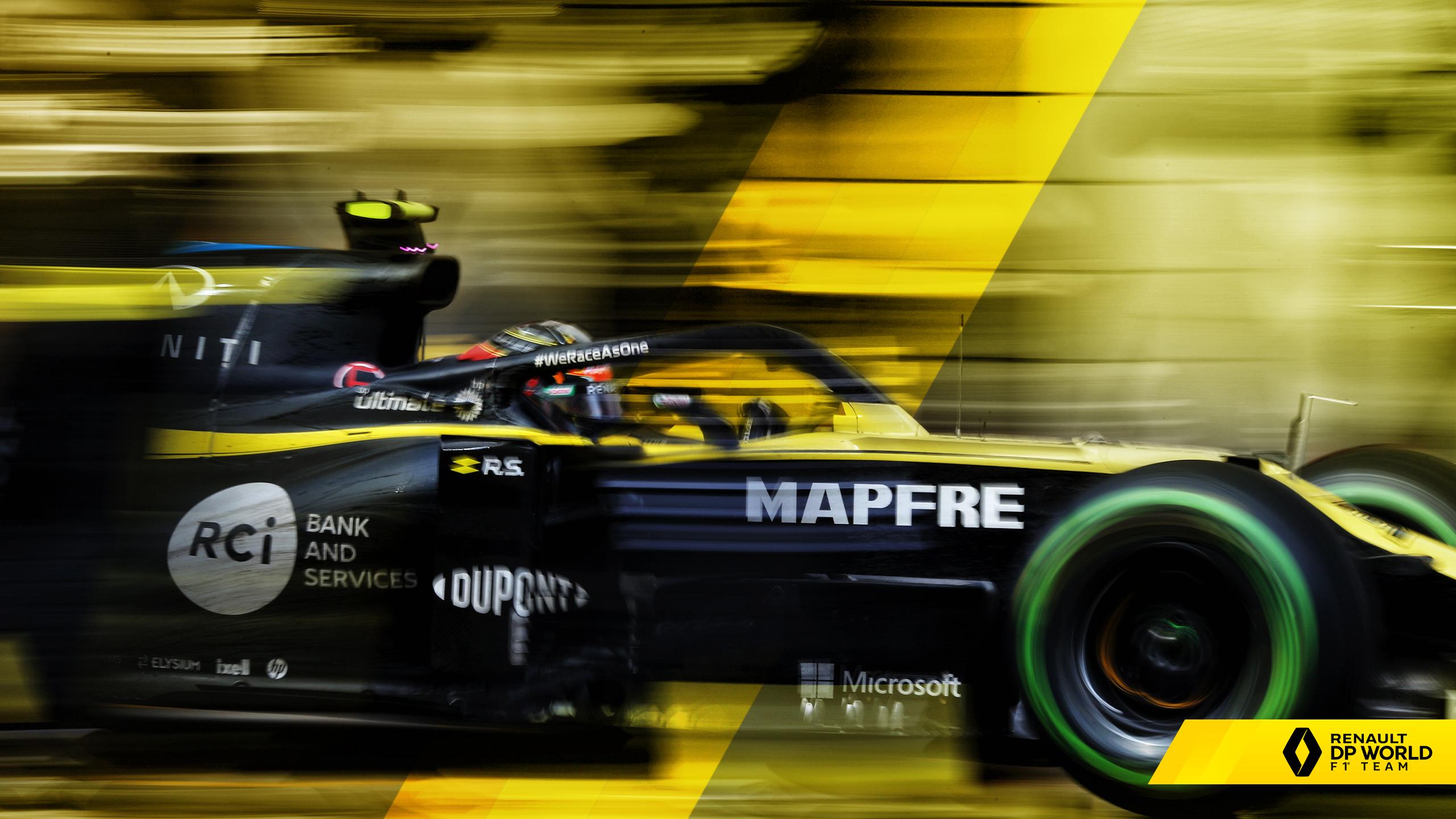 GP Bahrain Anteprima Renault