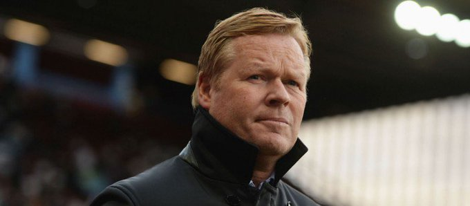 """🗣 Ronald Koeman: """"We have decided not to take Messi or De Jong because the Champions League meeting is more comfortable because of the points and they need a break."""" https://t.co/PCclfTH8JX"""