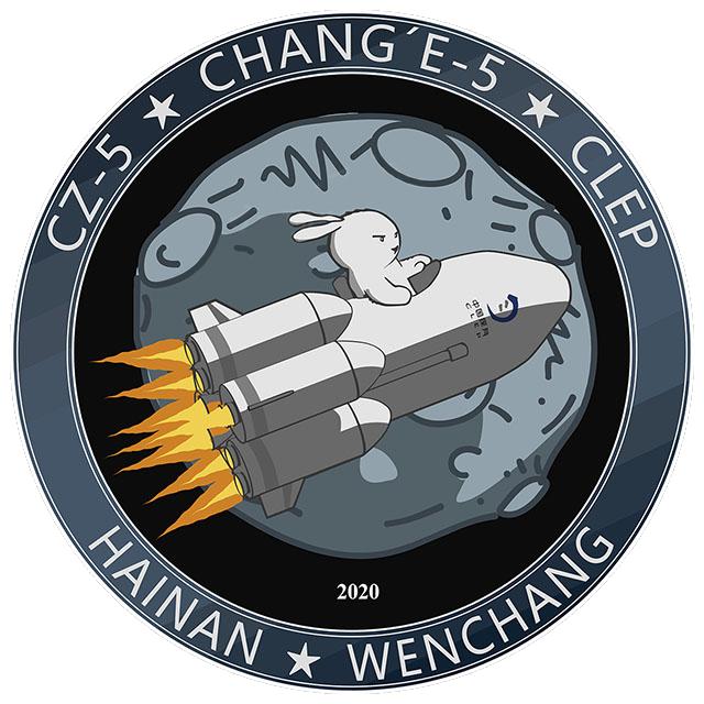 La misión Chang'e 5 para traer muestras de la Luna