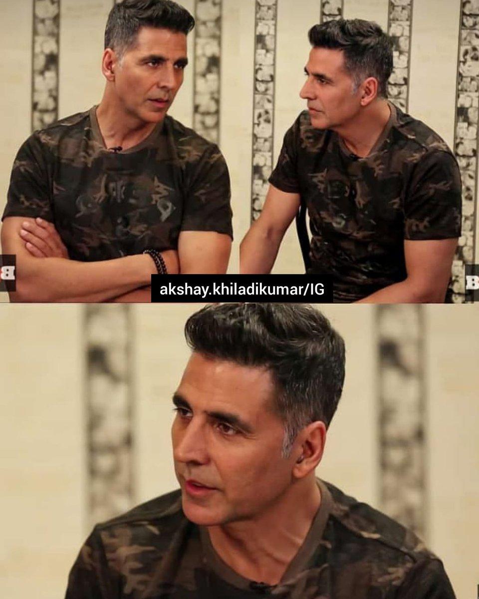Handsome Hunk Of B-Town @akshaykumar  #MissionPaani #JalPratigyaDiwas #MeriJalPratigya  @akshaykumar 🌏😍